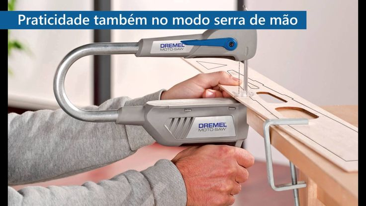 DREMEL Moto-Saw - Aplicações