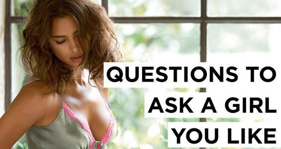 Good questions to ask a girl dating site