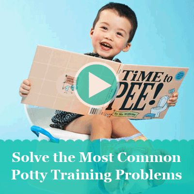 It can take several attempts to potty train your toddler (and that's totally normal). Our expert explains how to help your child tune in to his body.