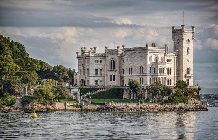 Castello di Miramare,  Trieste - Friuli Venezia Giulia