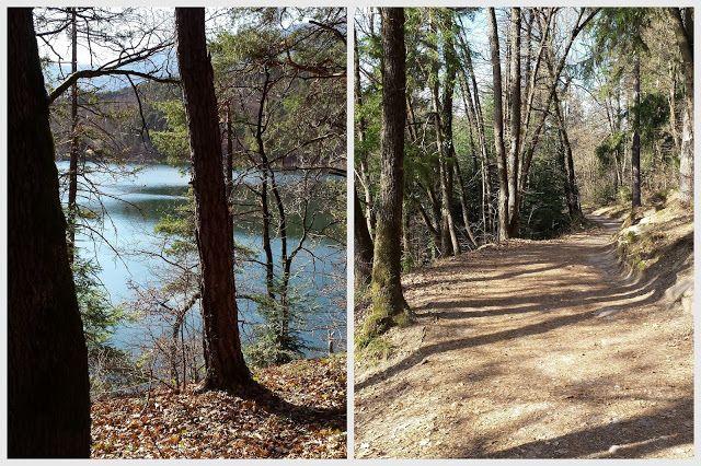 mein Land und Gartengenuss: Stimmung am Montiggler See