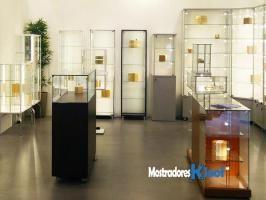 Mostradores Kloof   Mostradores de vidrio o cristal