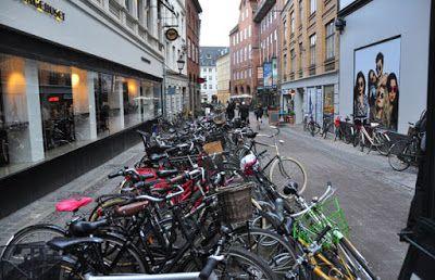 Café, sonhos e pensamentos: As melhores cidades para andar de bicicleta