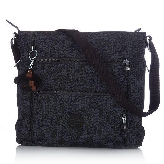 Kipling Lyneth Crossbody Bag with Adjustable Shoulder Strap | QVCUK.com