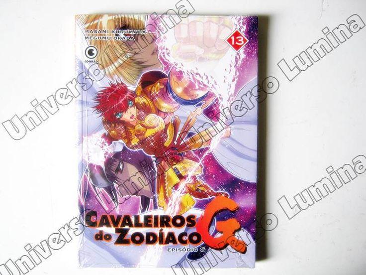 Cavaleiros do Zodiaco Episódio G vol. 13
