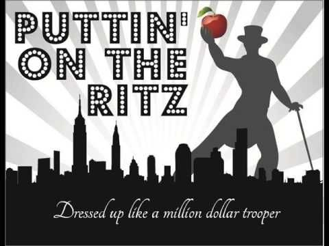 image Putting on the ritz digital down
