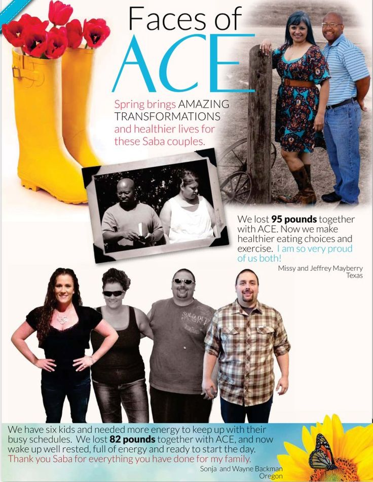 ACE is AMAZING ! Get ACE Diet Pills and all of the Saba Product Line WHOLESALE by becoming a Preferred Customer or an Associate TODAY !