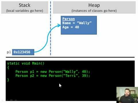 .NET Stack and Heap - YouTube