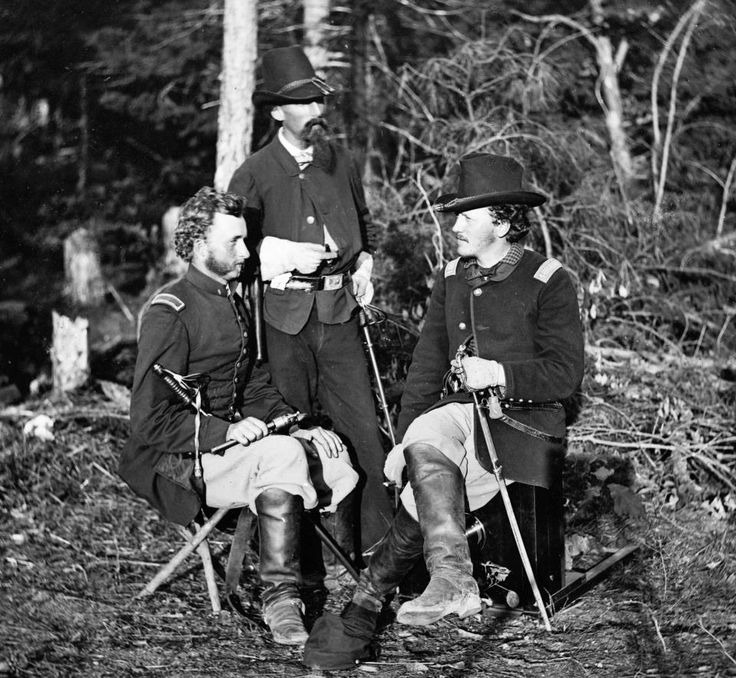 Gays in the civil war