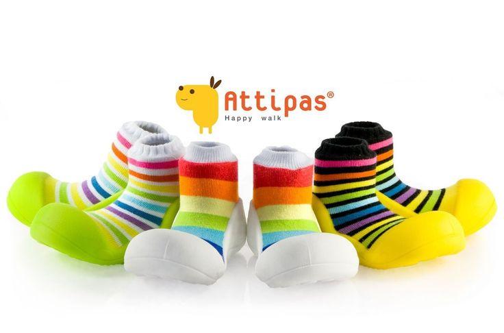 Attipas, die wirklich außergewöhnlichen Lauflernschuhe... ermöglichen dem Baby / Kleinkind ein leichteres lernen des Laufens. Das perfekte Geschenk zum Kinder Geburtstag!