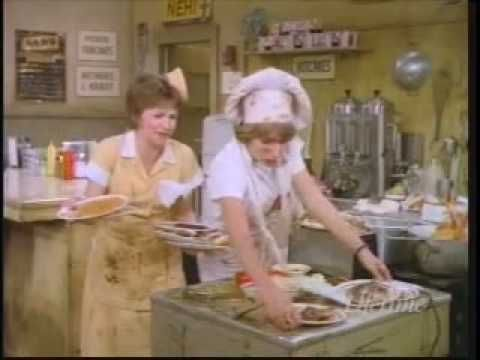"""""""Betty please, pick up your hash...blacks""""...the best episode of Laverne and Shirley ever!"""