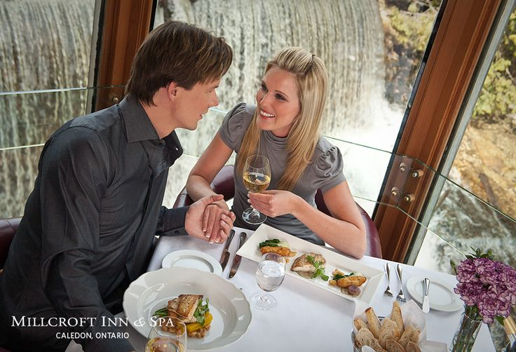 Book a getaway package to satisfy the most savvy food lovers at the Millcroft inn and Spa.http://www.ontariosfinestinns.com/packages-inv.asp?package=4703