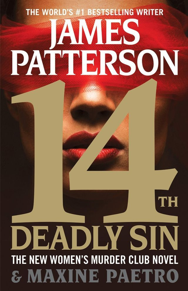 The latest book in James Patterson's Women's Murder Club series is out!