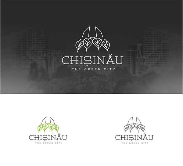 Logo Chișinău https://www.behance.net/corinarosca