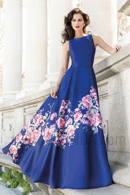 Vestidos de madrina de bodas largos ¡30 Lindas Opciones con Imágenes! - Somos Novias