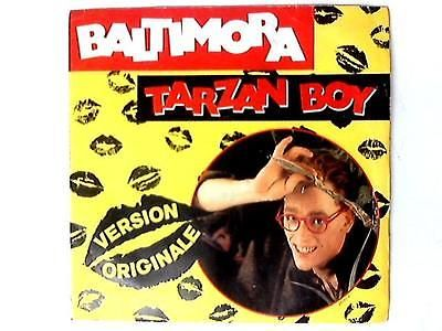 Tarzan Boy 7in  Vinyl (Baltimora - 1985) 1186917 (ID:14871)