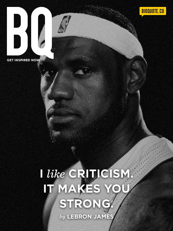 This is funny....because he is one of the biggest cry babies there is in the NBA when anyone says anything about him!