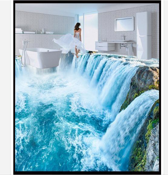 52 besten 3d fu b den bilder bilder auf pinterest badezimmer bastelei und bettkopfteil. Black Bedroom Furniture Sets. Home Design Ideas