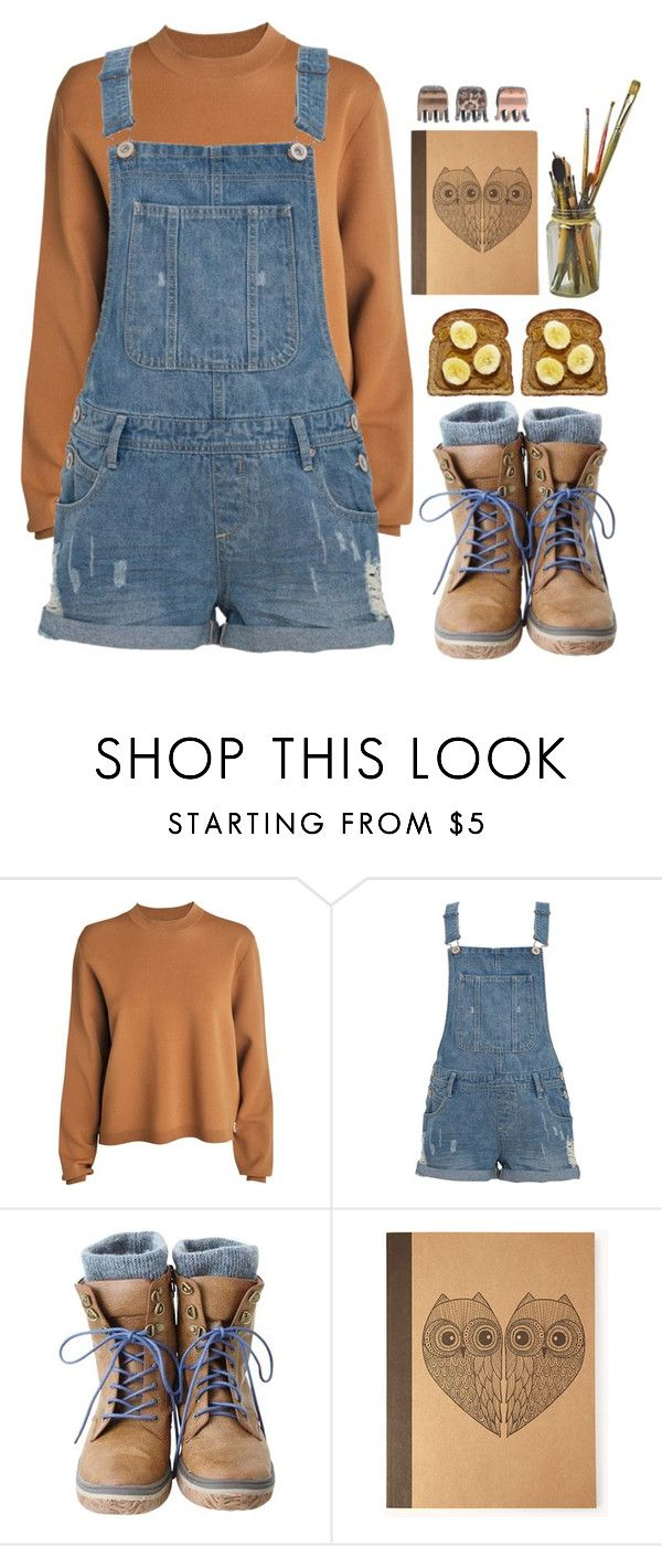 """""""Untitled #252"""" by siatkareczka ❤ liked on Polyvore featuring Acne Studios and Forever 21"""