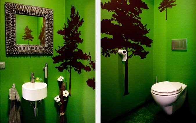 17 best images about leuke stickers on pinterest vinyls fresh and toilets for Decoratie wc