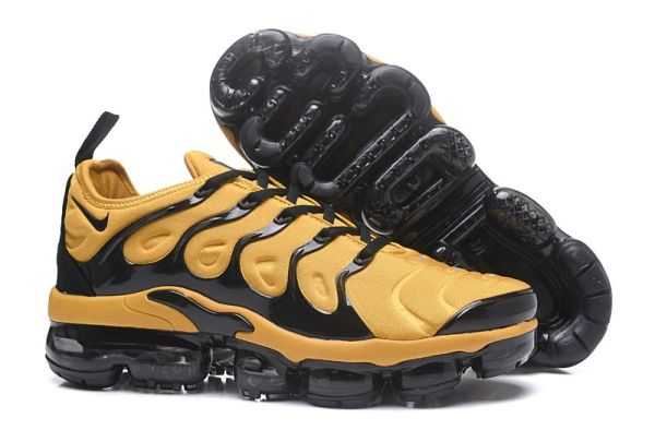 60dcedce68 Cheap Nike Air Max TN 2018 Plus Mens shoes Gold Black Wholesale To  Worldwide and Free Shipping