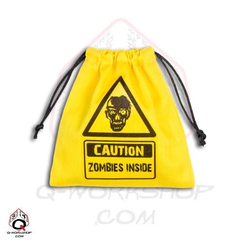 Zombie dice bag