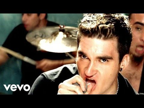 New Found Glory -- My Friends Over You.  Flashbacks to 2002 oh my goodness gracious!