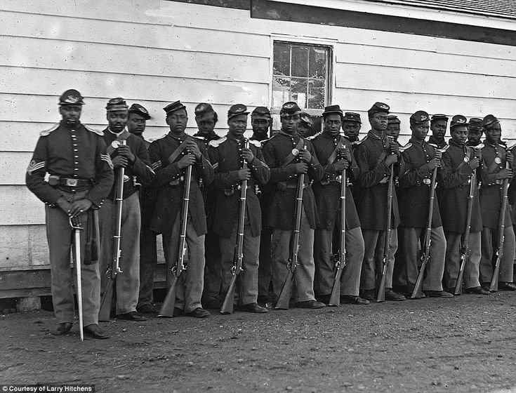 The village of Unionville, Maryland, was founded by these18 African American Civil War veterans.