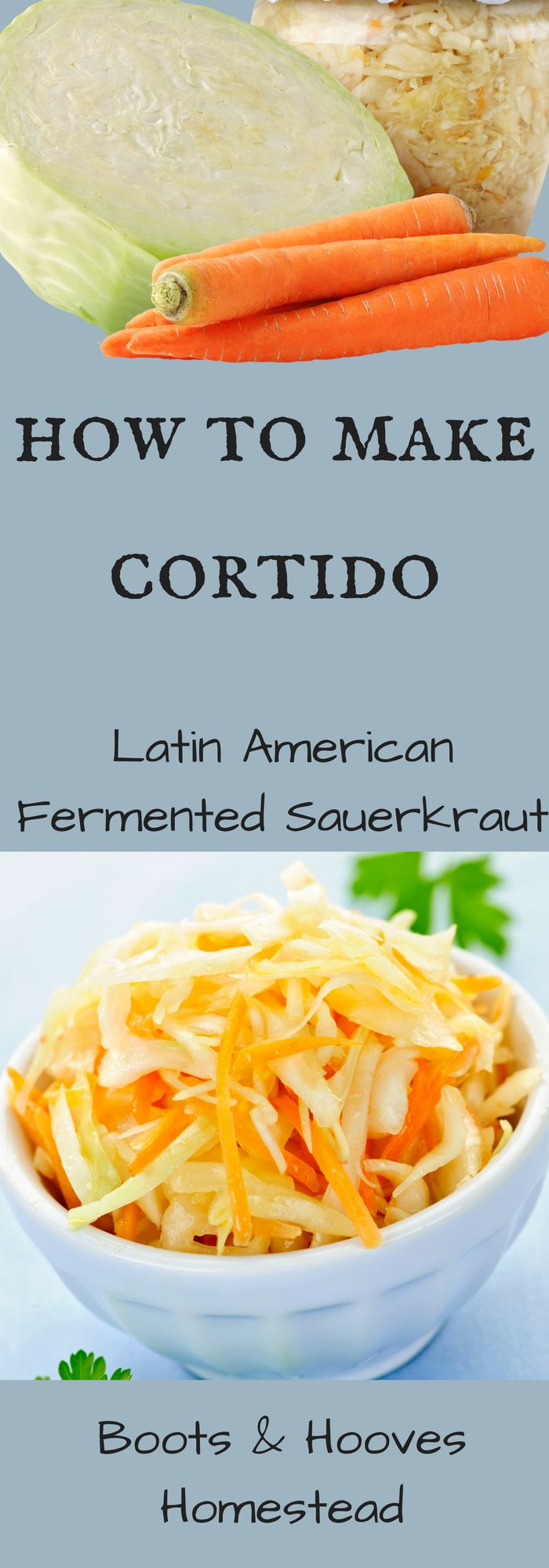Fermentools Review and a Cortido Recipe - Boots & Hooves Homestead