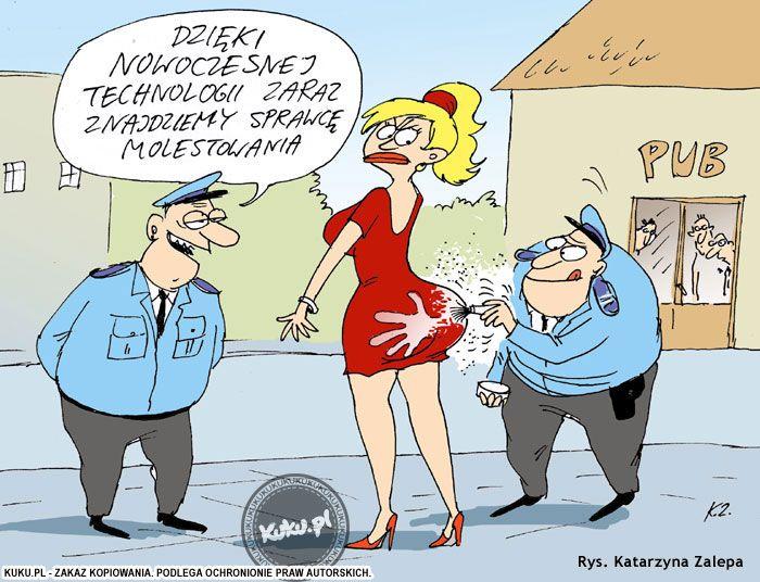 Nowoczesna technologia w policji