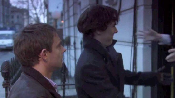 Every Sherlock and John | Sherlock Unaired Pilot Supercut