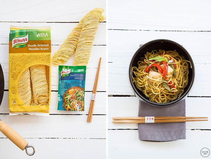 Ξεκινάμε μαζί σας την εξερεύνηση της νόστιμης, εξωτικής, Ασιατικής κουζίνας με μία πανεύκολη και νόστιμη συνταγή για Ταϋλανδέζικο κοτόπουλο.