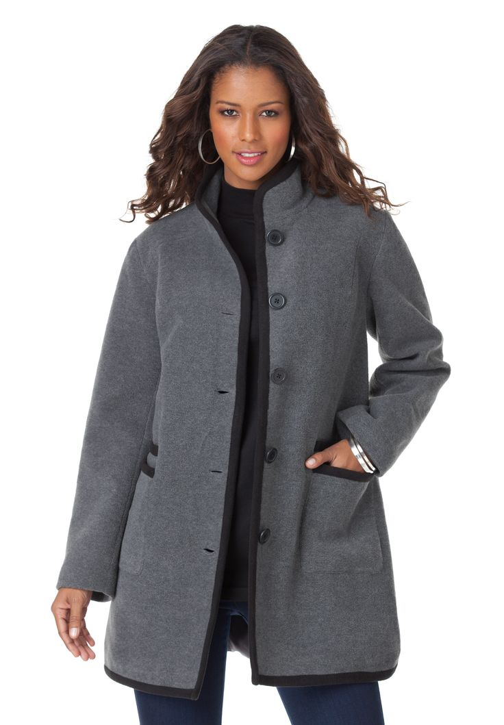 Swing Style Raincoats for Women