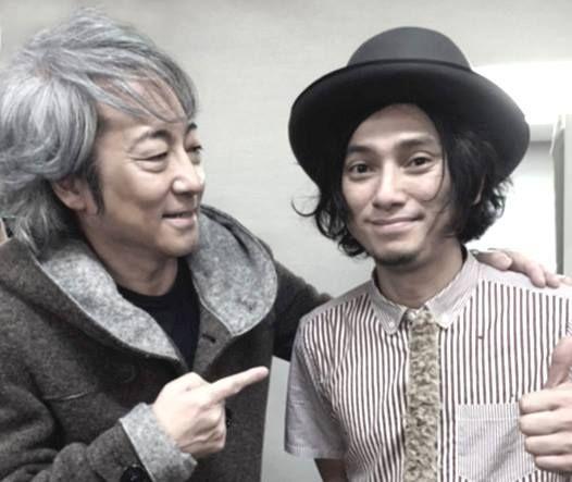 佐野元春(Official) 《渡辺シュンスケのコンサートにサプライズ出演》