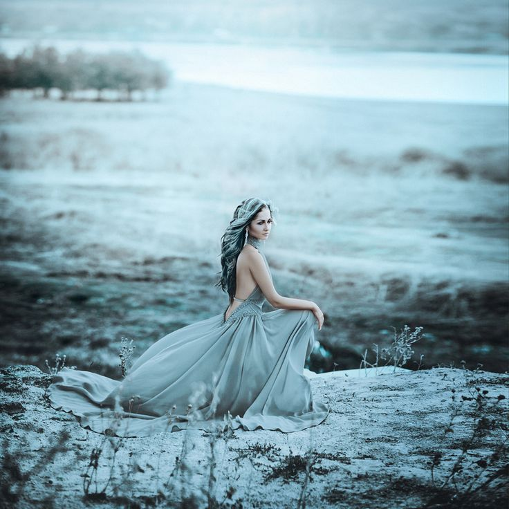 Winter queen by Tatyana Chaiko, via 500px
