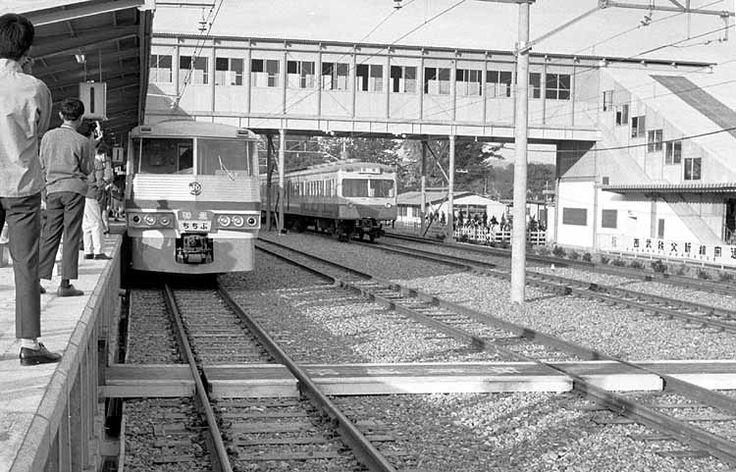西武の部屋    その1・秩父線開業    1969年10月26日撮影