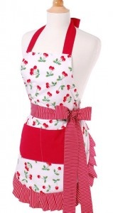 Pictured apron from Flirty Aprons! I thought I would do a round-up of free apron patterns! Enjoy! Full Aprons: Smock Apron from Still Dottie Denim Jean Aprons Fat Quarter Apron BBQ Apron with Rivet Accents (for the male BBQ master?) An Apron for the...