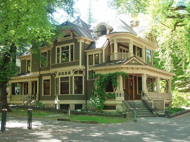1000 Images About Historic Homes In Portland Oregon On