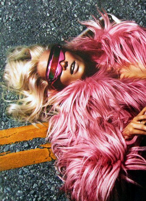 Anna Ewers by Mert +Marcus.for Vogue Paris