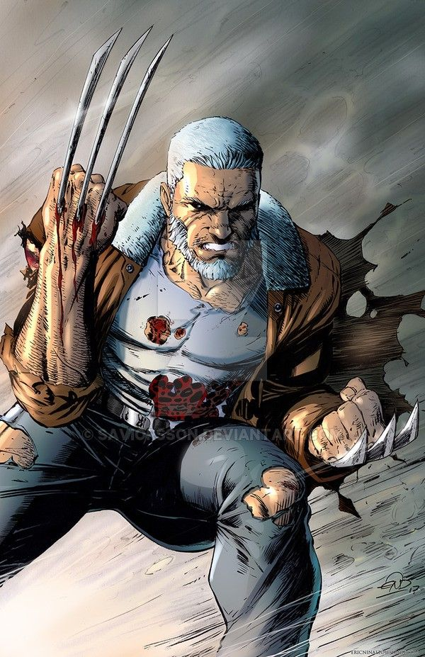 Wolverine/Logan - Old Man Logan [CMX:X-Men]