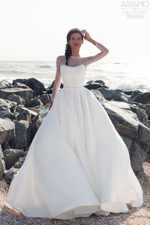 Свадебное платье Benks, Ariamo bridal, Коллекция