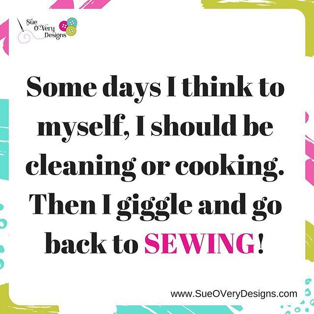 Sue's Sewing Humor of the day!⠀ ⠀ #sewfunny #Sewinghumor #sueoverydesigns (scheduled via http://www.tailwindapp.com?utm_source=pinterest&utm_medium=twpin&utm_content=post157090349&utm_campaign=scheduler_attribution)
