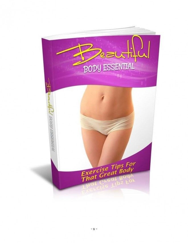 Beautiful Body Essentials book---CD----keep your body in top shape