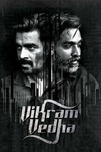 [hulu] Watch Vikram Vedha (2017) ◬▸ Full Movie HD 1080p |  2017 Movie Online #movie #online #tv #Y NOT Studios #2017 #fullmovie #video #Action #film #VikramVedha