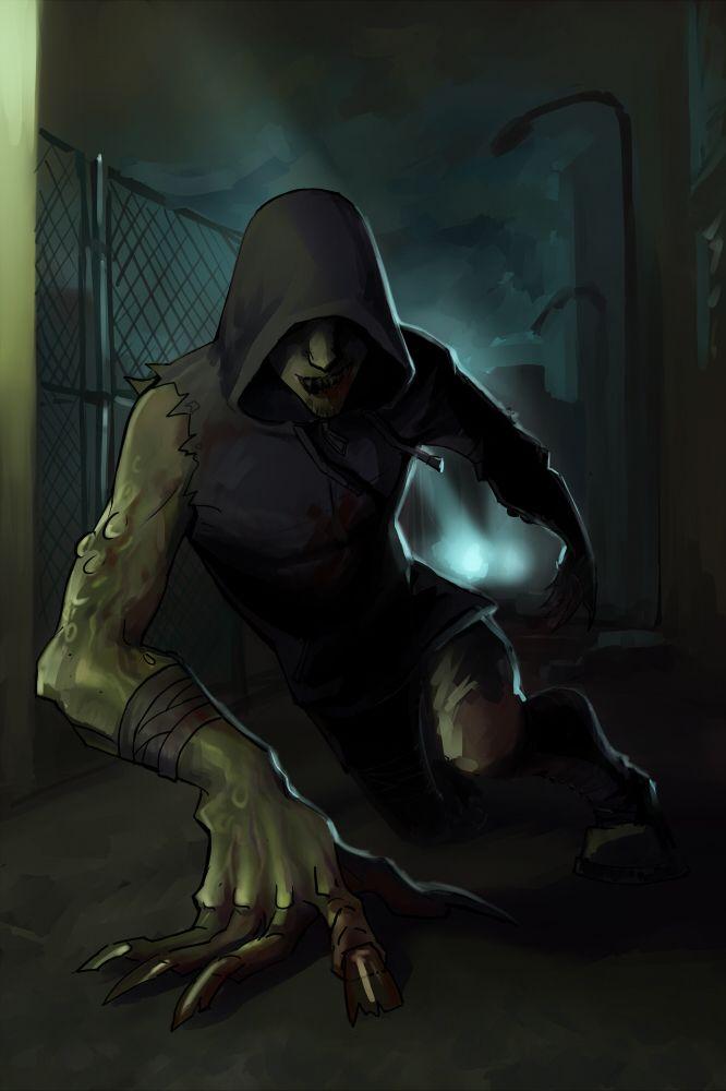 Left 4 Dead: Hunter by NanoeTetsu
