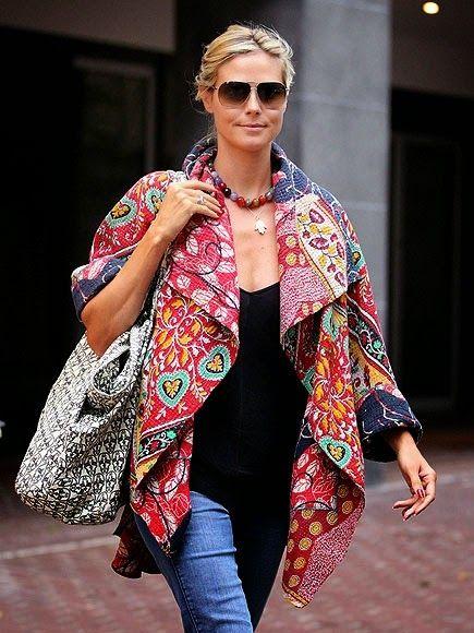 Rhonda's Creative Life: Thrifty Thursday/An Easy Chic Jacket