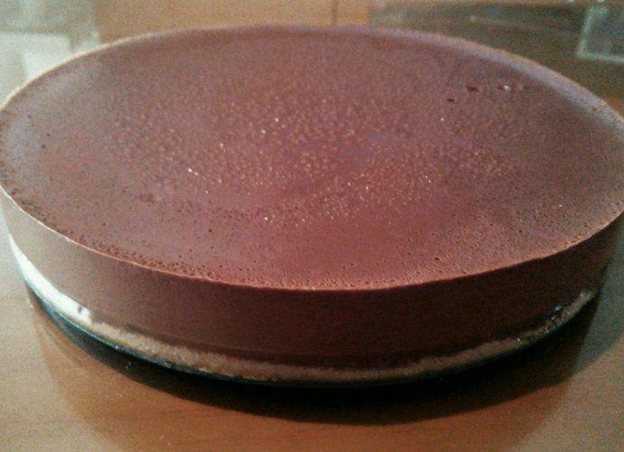 Tarta de Chocolate, Bourbon