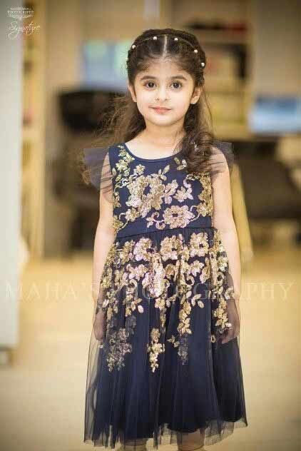 aa6070ac3b1af Baby Girls Wedding Frocks In Pakistan For 2019 | Cute Kids | Kids ...