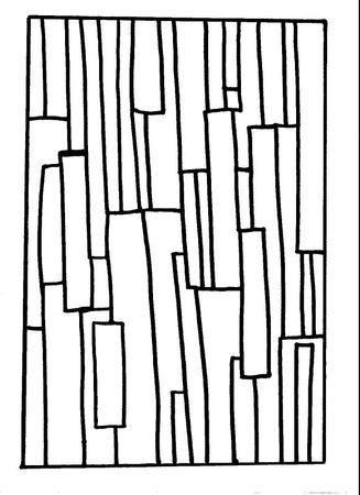 Coloriage Foret De Bambou.Les Nanoug Graphismes School Chine Maternelle Ecole Graphisme
