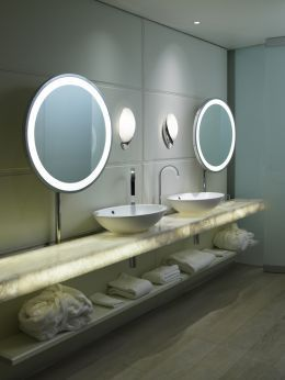 Illuminated bathroom mirrors battery powered - 25 Best Ideas About Schminkspiegel Beleuchtet On
